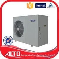Alto AHH-R075 quality certified air to water solar energy domestic central heating pump capacity up to 9.8kw/h