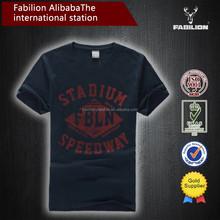 2015 new product european style 100% cotton t shirt,wholesale china men apparel