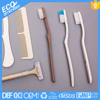 disposable mini Eco-friendly toothbrush hotel toothbrush with paste
