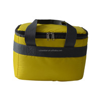 Wholesale yellow cheap Insulated Lunch Bag