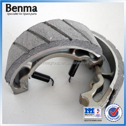 OEM/ODM acceptable brake shoes AX100,motorcycle/motorbike/scooter/off road brake shoes