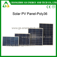 longlife poly solar panel made in China solar cell module 230W 156mm