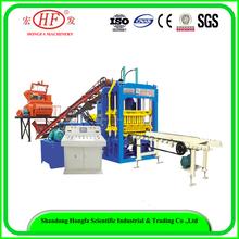 QT4-15D Concrete blocks making machine alibaba china block machine