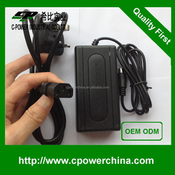 alta qualita ac dc adapter 100~240v in put switching power supply 12v 5a 60w 4 pin din power adapter