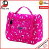 Cute Design Fashion Toiletry Bag Multifunctional Hanging Toiletry Bag