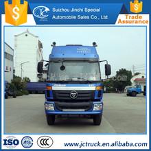 2015 vendita calda usato camion cisterna di carburante per la vendita