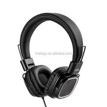 Shenzhen manufacture wired communication 3.5mm port noise cancelling headphones