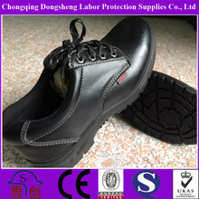 Protective Low Cut Steel toe 2014 quality safety shoe for work for anti-acid