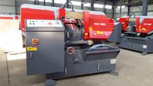 china loginfly marca de alta calidad de la máquina semi automática para el trabajo del metal