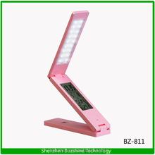 Folding Rechargeable LED Desk Lamp, LED Table Lamp