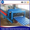 Steel plate Roofing Tile Roll Forming Machine