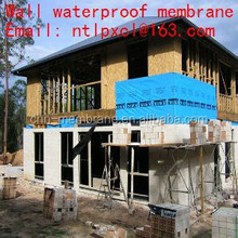 high quality sisalation 1.35*60m roof sarking insulation house wrap