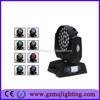 Hot !36x 18watt led par zoom stage light/led backlight stage lighting