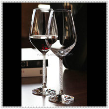 Fashional Expensive Clear Handcraft Champagne Glass