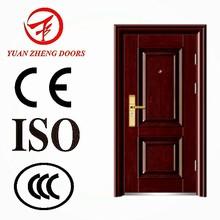YZS-80 Interior Steel Security Metal Doors in China Making