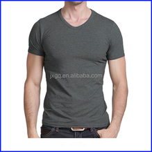 comfortable short sleeve high quality cheap plain no brand t-shirt wholesale