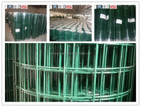 Galvanized PVC Coated /Heavy Gauge Welded mesh/ Vinyl CoatedWelded Wire Mesh Roll /High Quality Welded Wire Mesh Factory