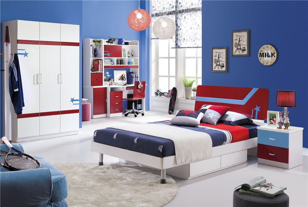 style kids bedroom furniture in different colors buy american style