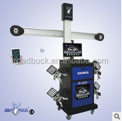 high accuracy 3D wheel aligner /3D wheel alignment with CE certificate