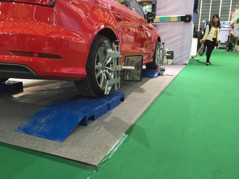 3D wheel alignment A-330 China supplier