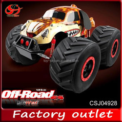 Hot Selling 1:8 Scale 4WD Big Wheel RC Monster Car Truck Big Foot RC Car For Sale