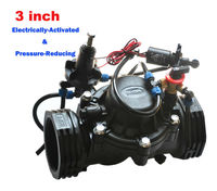 3 inch pressure reduce water valve timer