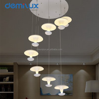 new design gold pendant chandelier spot lamp led Pendant Lighting