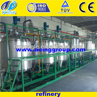 palm oil processing plant/palm oil refine equipment with CE ISO certificate