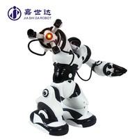 Hot sale item radio control rc robot roboactor with Light & Sound