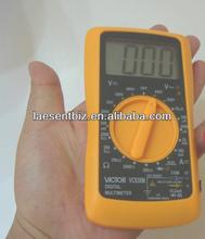 Cheap multimeter, VC830M 3 1/2 Mini Digital Multimeter