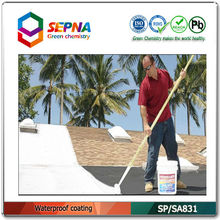 polyurethane coated fluid sealant PU831