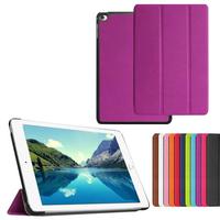 Hot Selling New Case for iPad Mini4,For iPad Mini 4 Smart Cover