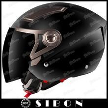SIBON DOT ECE half face motorcycle helmet