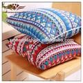 Designer handmade capas de almofada, esferas de poliestireno travesseiro, travesseiro de corpo