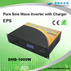 Automatic 1000w power inverter with built in battery