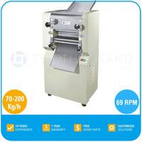 Industry Noodle Making Machine, 70-200 KG / Hour, 69 RPM, CE, TT-D30D-1