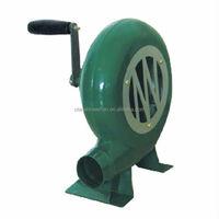 Big news !! hand air blower2015 Small portable blower,hand blower,steel plate housing hand Manual Crank) blower (SY)