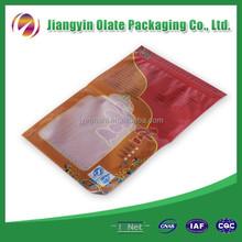 Vacuum package plastic bags PA PE plastic laminated film clear films