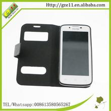 New product slogan mobile phone case for Tecno M5