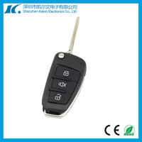 New Type Universal RF Wireless Car Remote Controller wirh Key (KL160-3B)