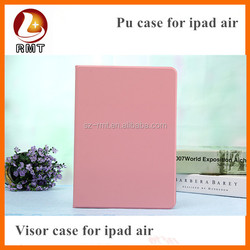 waterproof shockproof Pink case for ipad air 2 and Ipad air 1