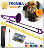 Plastic Trombone - Purple