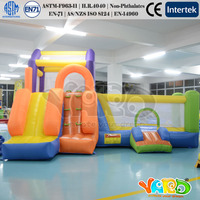 Inflatable Kids Indoor Trampoline Castle Cheap Bouncy Castles For Sale