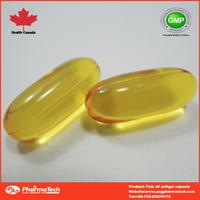 Best OEM brand Omega3 fish oil capsule