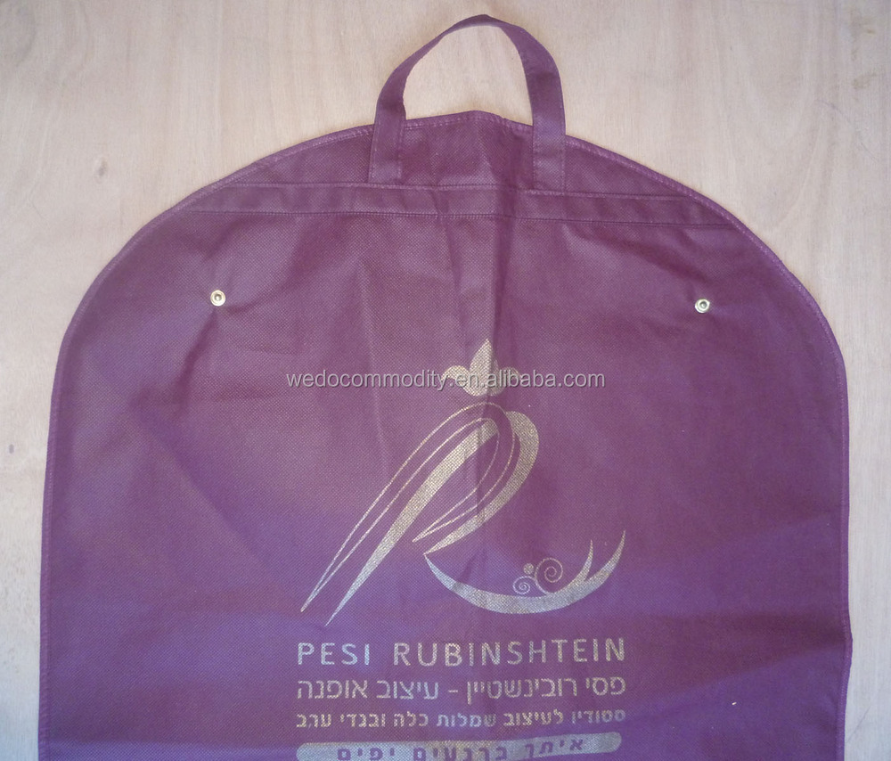 promotional garment bag wholesale customized garment suit