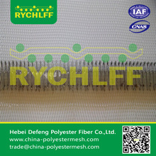 Polyester sludge dewatering belt for water treatment equipment