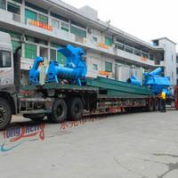 DONGGUAN Waste polyethylene plastic crushing washing drying line