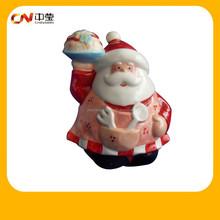 Fashion ceramic christmas decoration ornaments