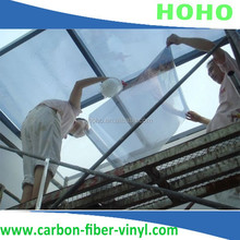 8Mil solar control and decorative effects safety and security film