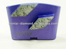Diamond Segments for Marble and Granite Grinding